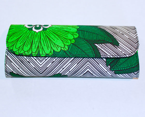 The Cairo Ankara Clutch/Purse - Nubian Goods