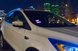 Lyft Glow Light Signs - 2 Sizes & Designs Available