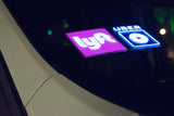 Combo Packages: Uber + Lyft Glow Light Signs