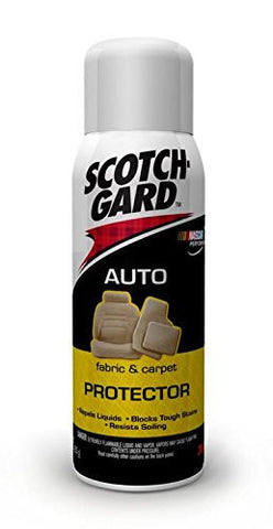 Scotchgard Auto fabric & carpet protector, 10 oz