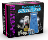 Professional Driver Kit: Essentials for Rideshare, Bundle of 6 Items