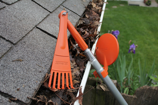 EZsmart Gutter Cleaning System