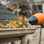 EZsmart Gutter Cleaning Blower