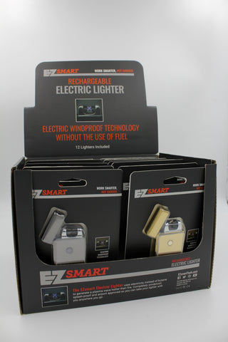 EZsmart Rechargeable Electric Lighter Display