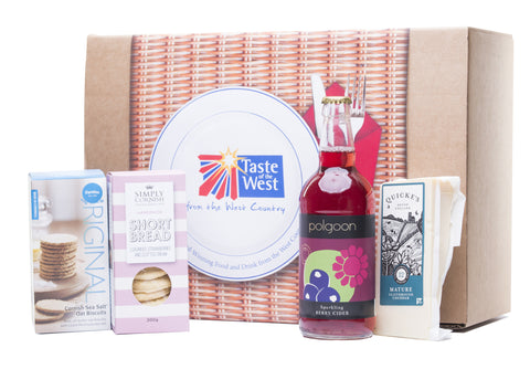 A West Country Taster Indulgence Box