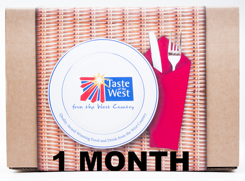 1 Month - £55.99 Per Box Pre-Paid