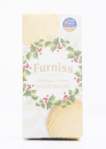 Furniss – Cornish Clotted Cream Shortbread 200g