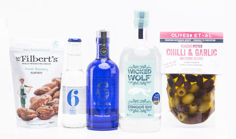 Gin Lovers' Indulgence Box