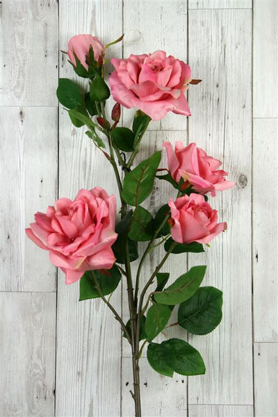 Large Open Rose Bunch