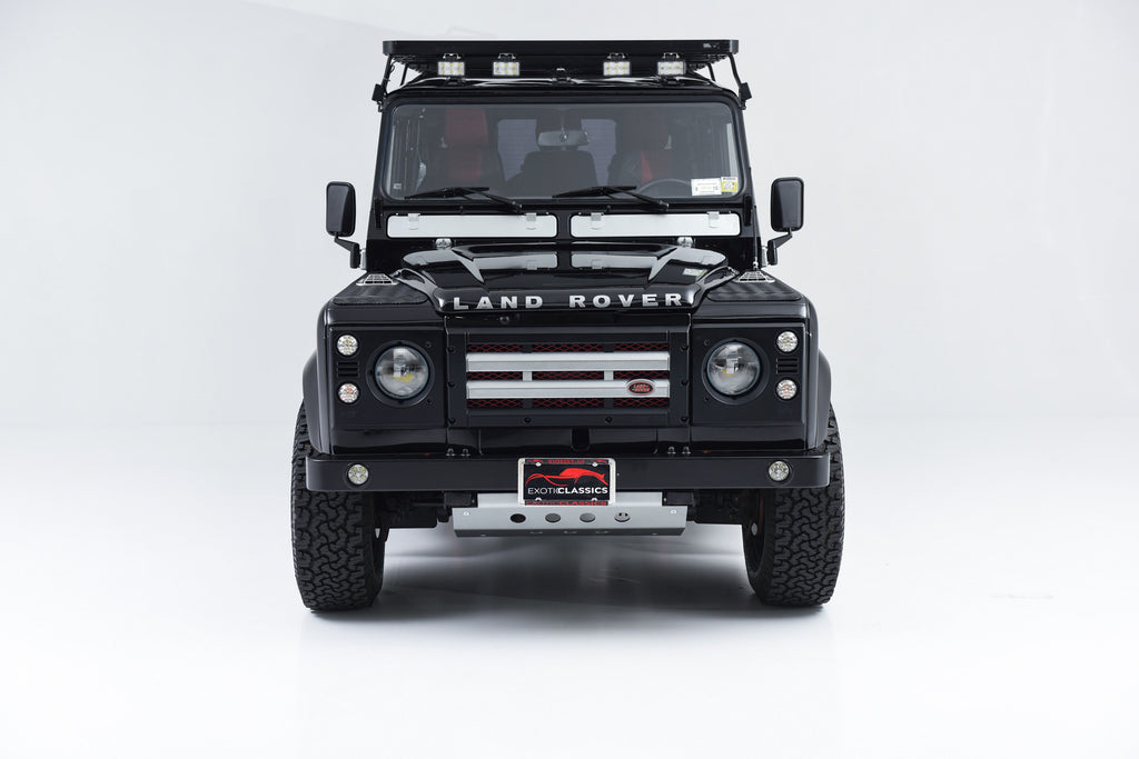 Tire'd Watch Company and Land Rovers UK Announce Partnership