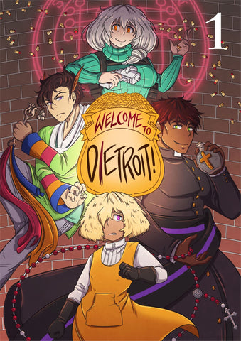 WELCOME TO DIETROIT 1 - emanga2