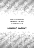 Shizumu, The Imaginary Girl: Sweets