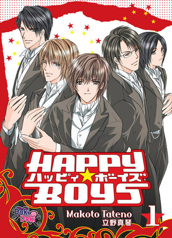 Happy Boys Vol. 1 - emanga2