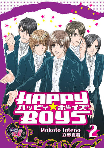 Happy Boys Vol. 2 - emanga2