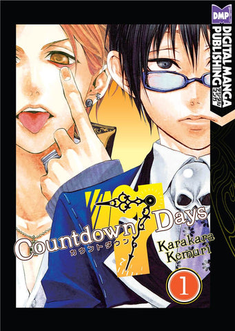 Countdown 7 Days Vol. 1 - emanga2