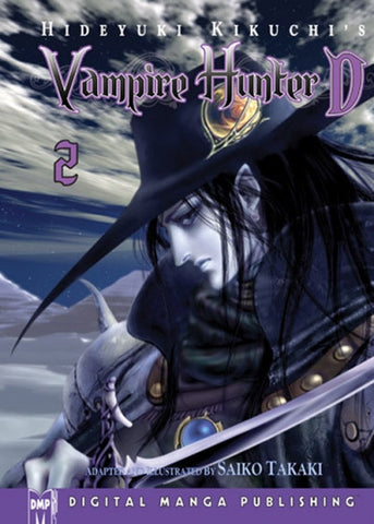 Vampire Hunter D Vol. 2 - emanga2
