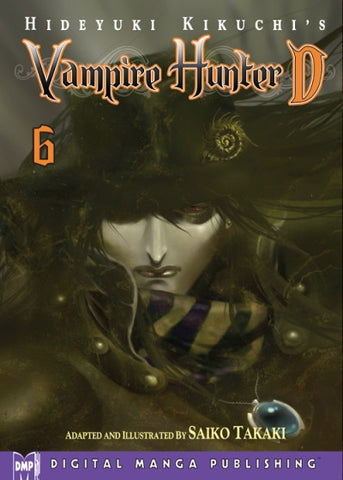 Vampire Hunter D Vol. 6 - emanga2