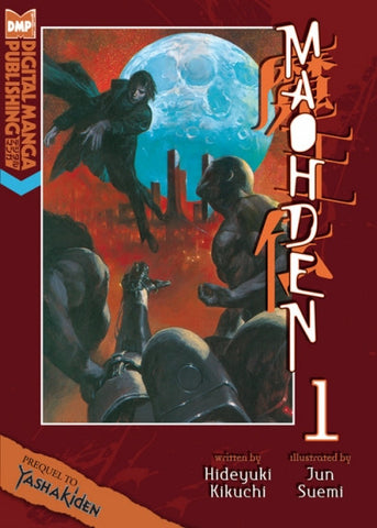 Maohden Vol 1 (Novel) - emanga2