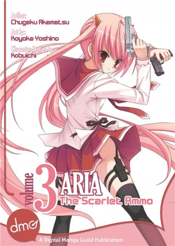 Aria the Scarlet Ammo Vol. 3 - emanga2