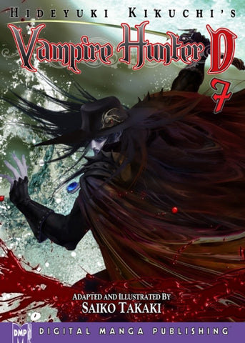 Vampire Hunter D Vol. 7 - emanga2