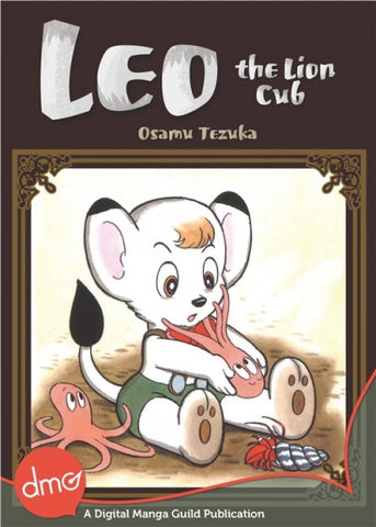 Leo the Lion Cub - emanga2