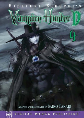 Vampire Hunter D Vol. 4 - emanga2