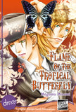 Flame Of The Tropical Butterfly - emanga2