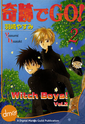 Witch Boys! vol. 2 - emanga2