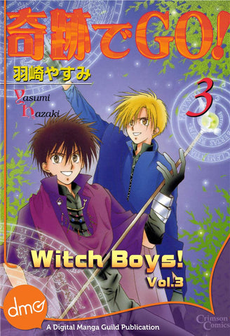 Witch Boys! vol. 3 - emanga2