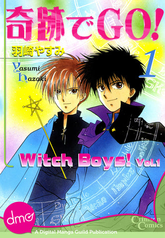 Witch Boys! vol. 1 - emanga2