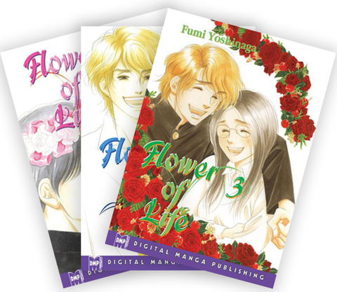 Flower of Life Bundle - emanga2
