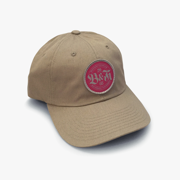 Culture Club 6panel Hat [Khaki]