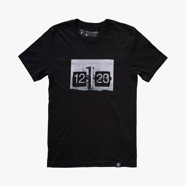 Rules T-shirt [Black]