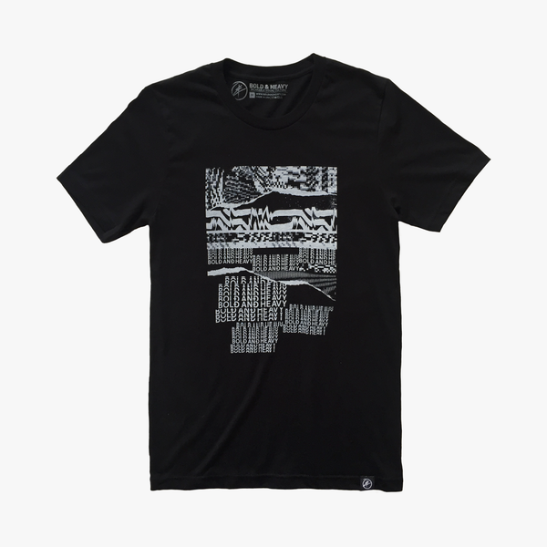 2:36am T-shirt [Black]