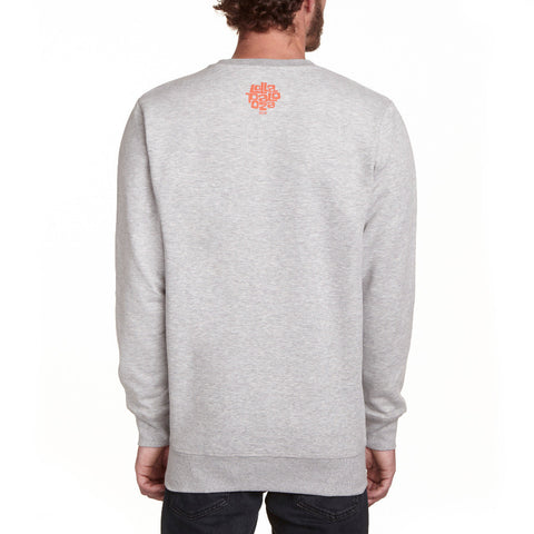 Bären Sweater Heather Grey