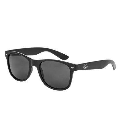 'Bear' Black Sunglasses
