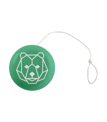 'Bear' Green Yoyo