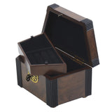 Top Quality Wood Jewelry Organizer Storage Box & Container With Lock