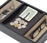 Top Quality Wood Valet Tray For Coin, Keys, Phone, Jewelry etc.