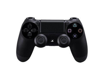PS4 DUALSHOCK 4 JET BLACK