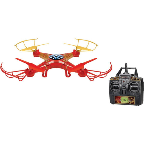 Marvel 33736 Remote-Control 4.5-Channel 2.4GHz Marvel(R) Iron Man(R) Sky Hero Drone