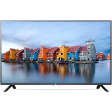 "LG - 50"" Class - (49.6"" Diag.) - LED - 1080p - Smart - HDTV - Black"