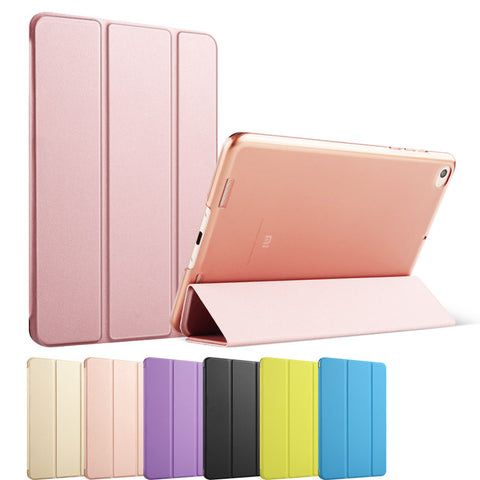 ZOYU Ultrathin Original for Xiaomi Mipad 2 Case Smart Stand Cover With Automatic Sleep Wake-Up  for Xiaomi Mi Pad 2/3