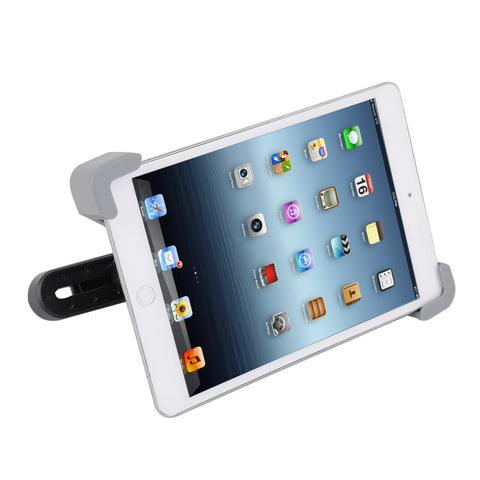 HOT 360 Degree Car Mount Back Seat Headrest Holder Stand Bracket For iPad 2 3 4 5  7-11 Inches Auto Tablet PC Bracket Kit