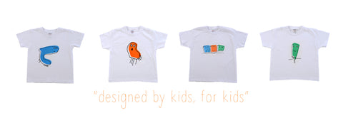 TOTO & FIFI - orginal designs - prints by children