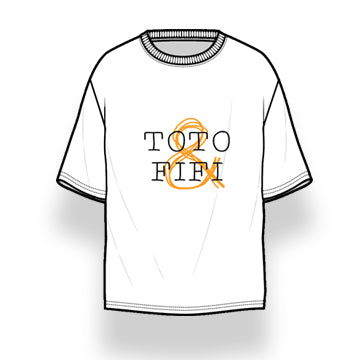 TOTO & FIFI - unisex kids t-shirts - size guide