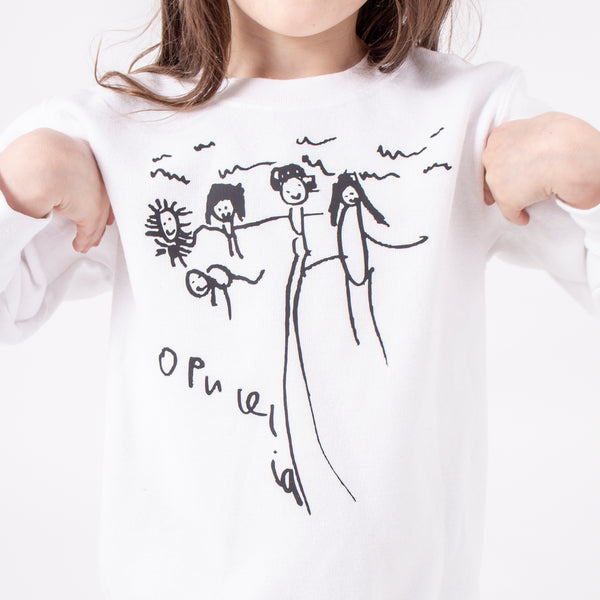 TOTO & FIFI - personalised gifts using kids drawings