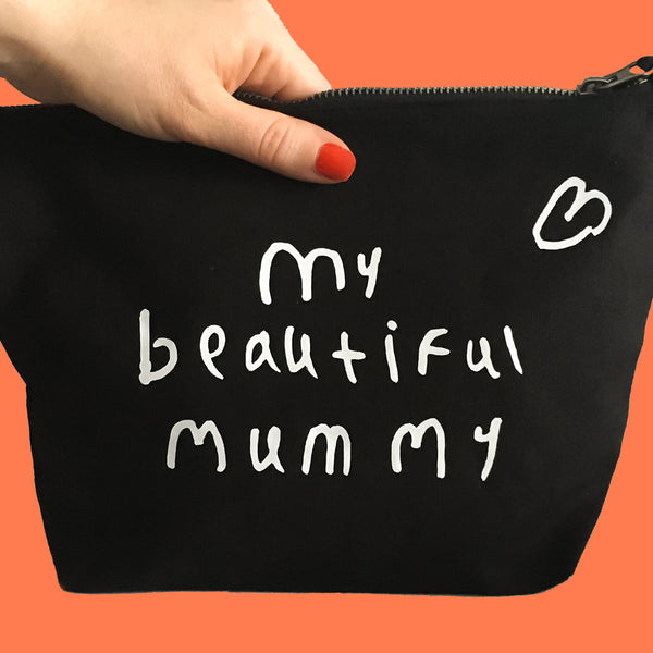 personalised gifts for mummy from children using kids drawings