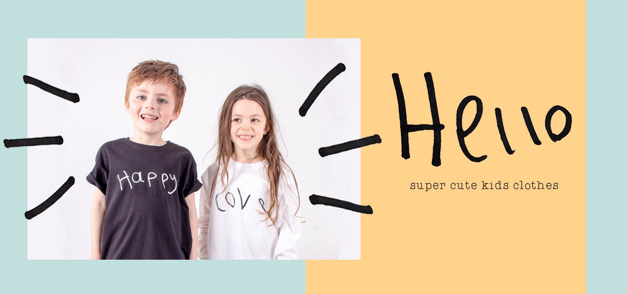 TOTO & FIFI - designed by kids for kids - unisex children's clothes