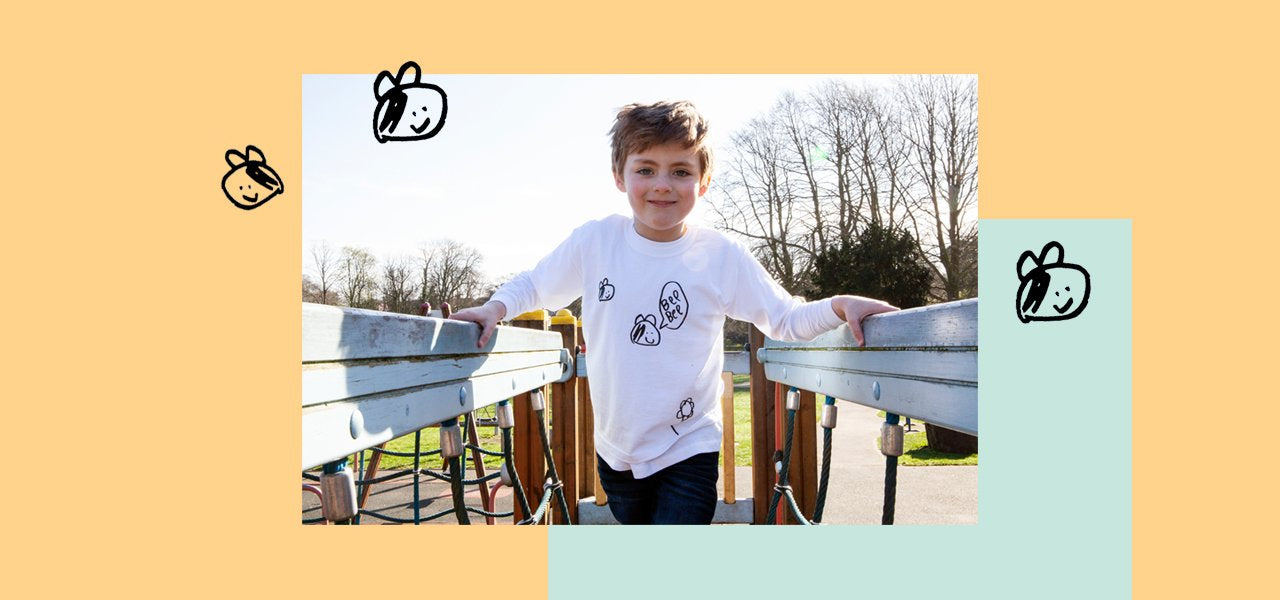 TOTO & FIFI - unisex kids clothes. hand printed. unique prints. quirky prints.